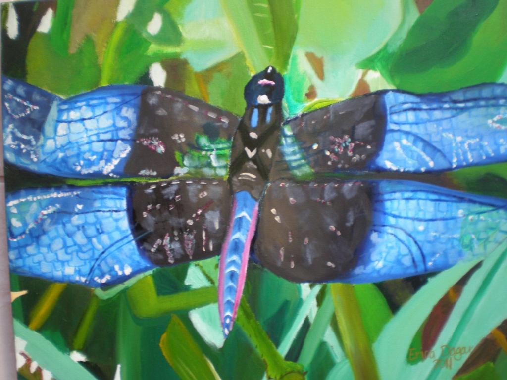 Dragonfly by Erica Dagar (Student)